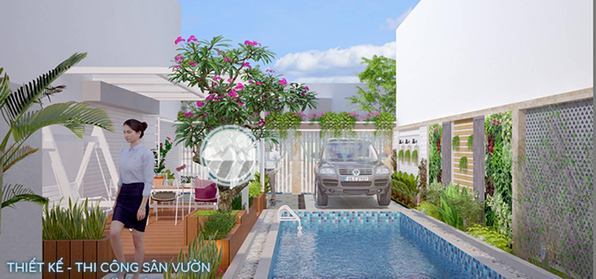Sân Vườn Đỉnh Việt