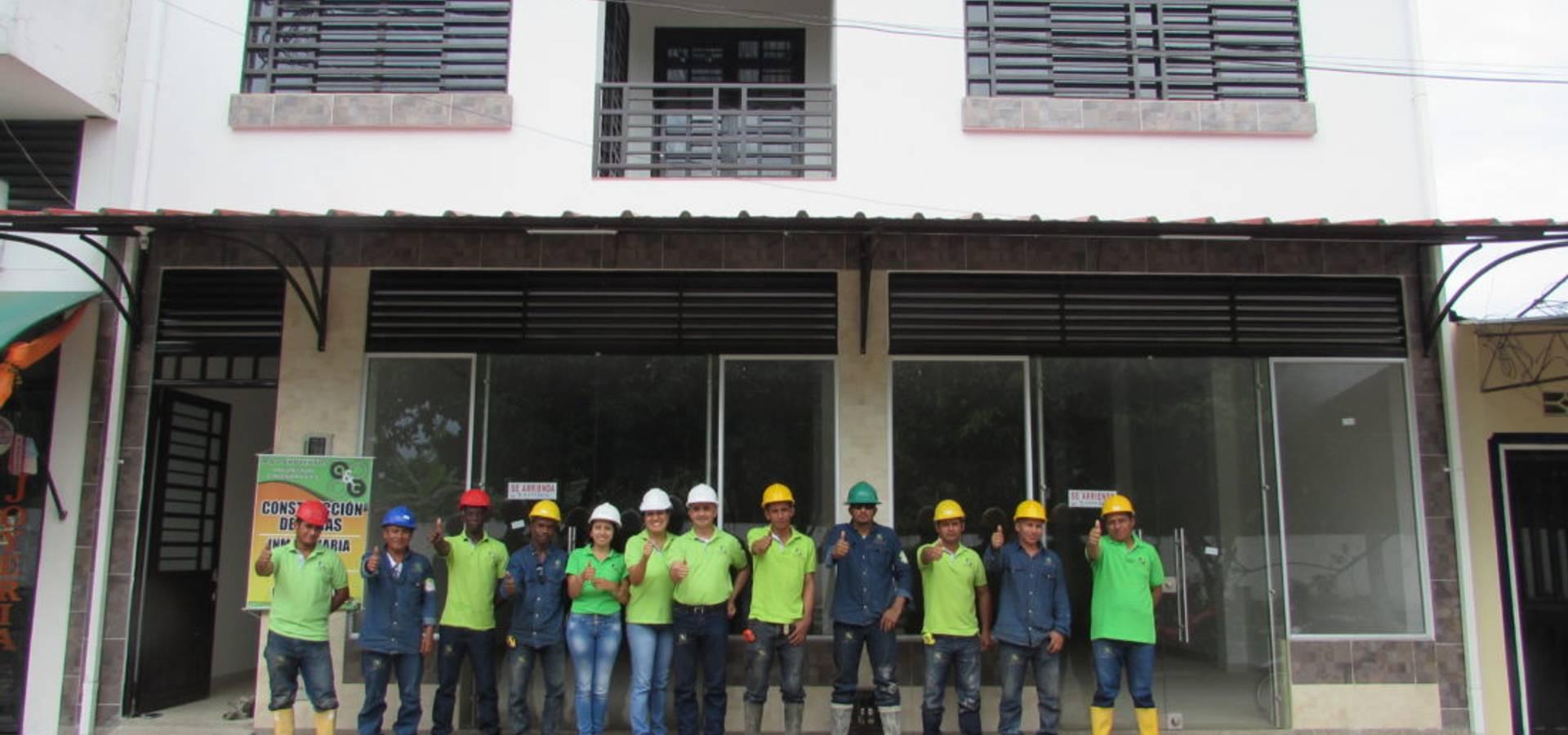 A&C Proyectos Arquitectura e Ingeniería S.A.S.