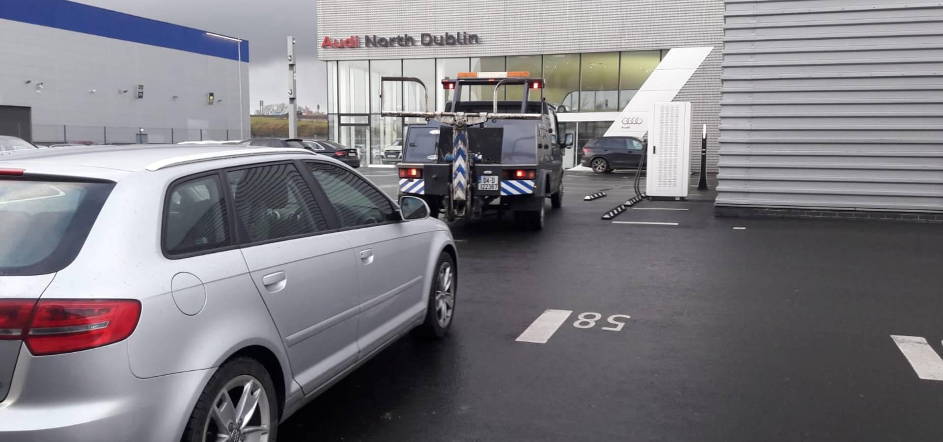 Towing Dublin