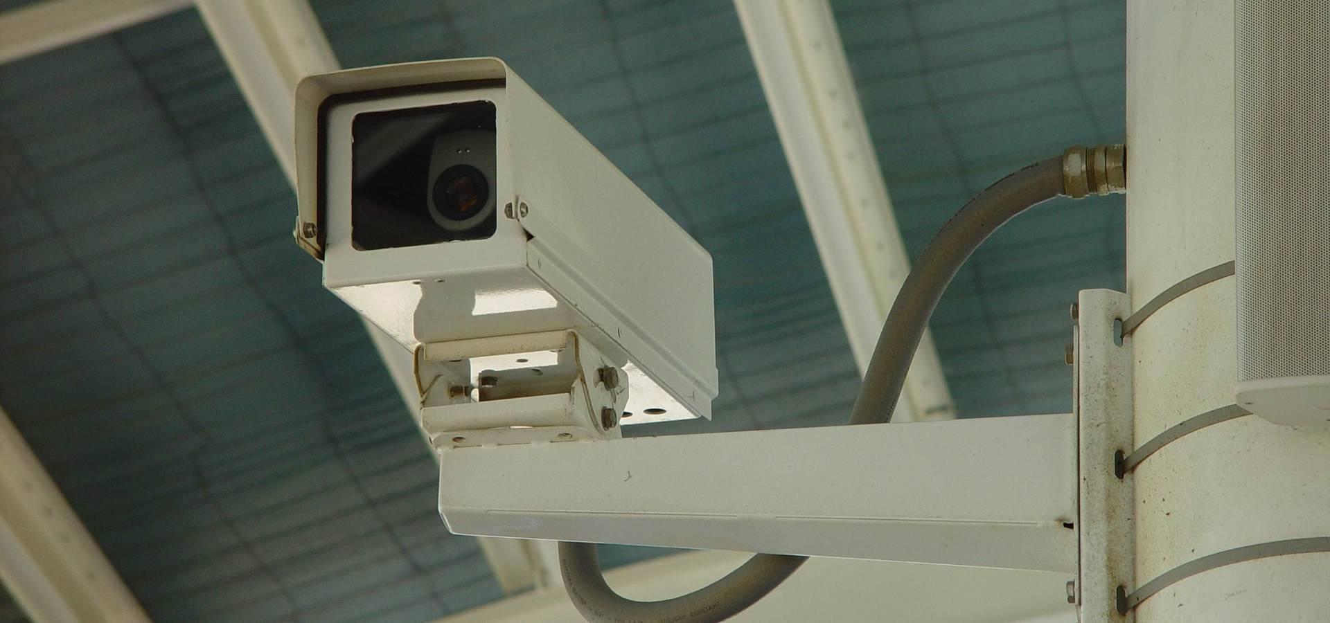 first digital surveillance Los Angeles