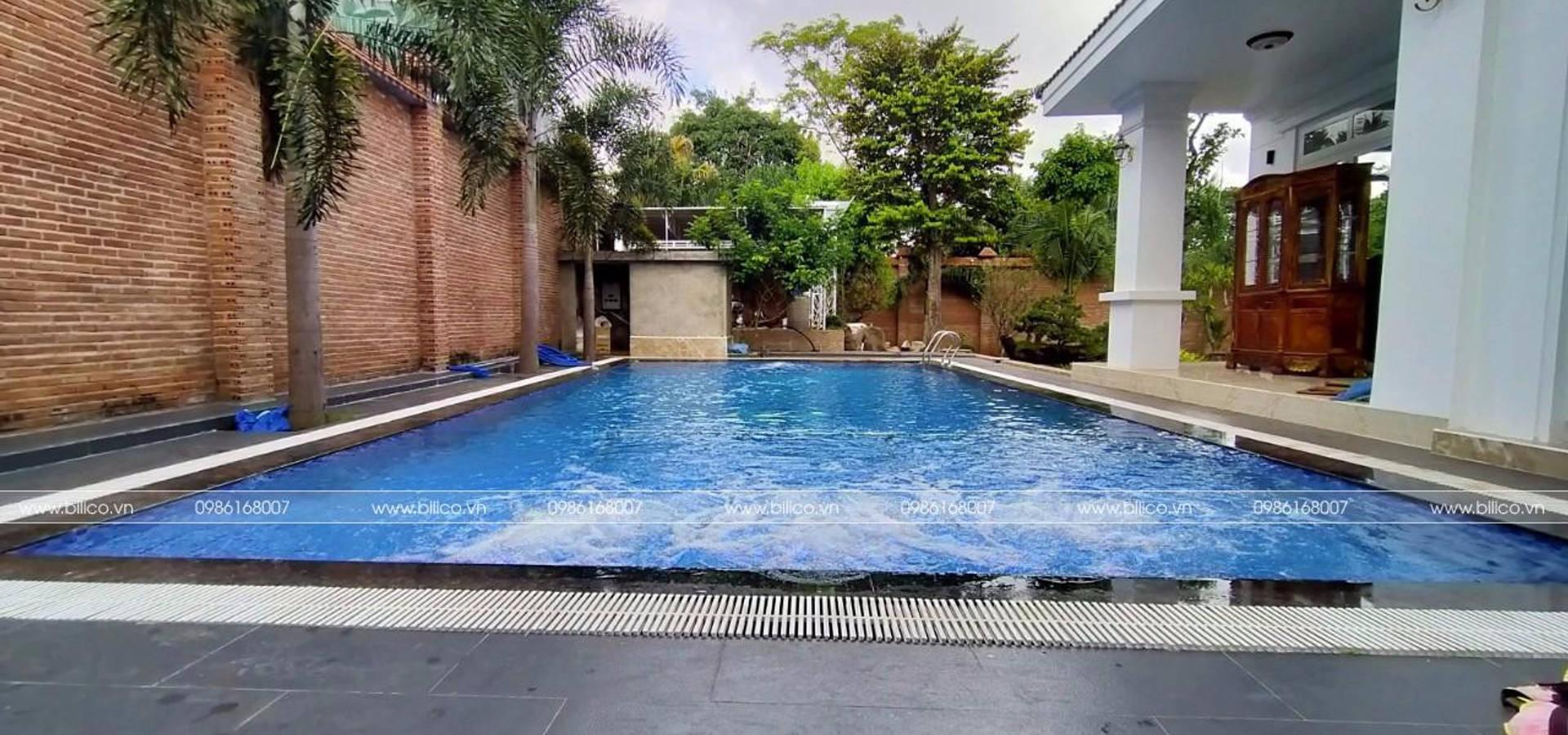 Thiết bị bể bơi Bilico