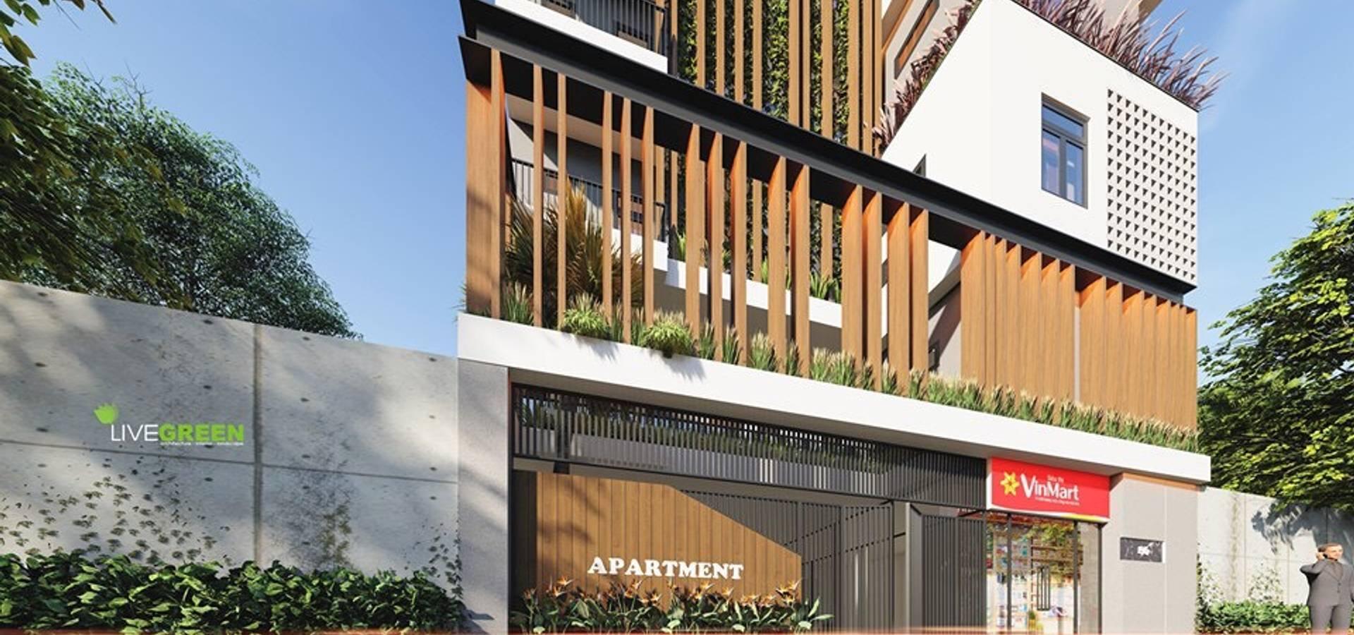 Công ty kiến trúc Villa Modern