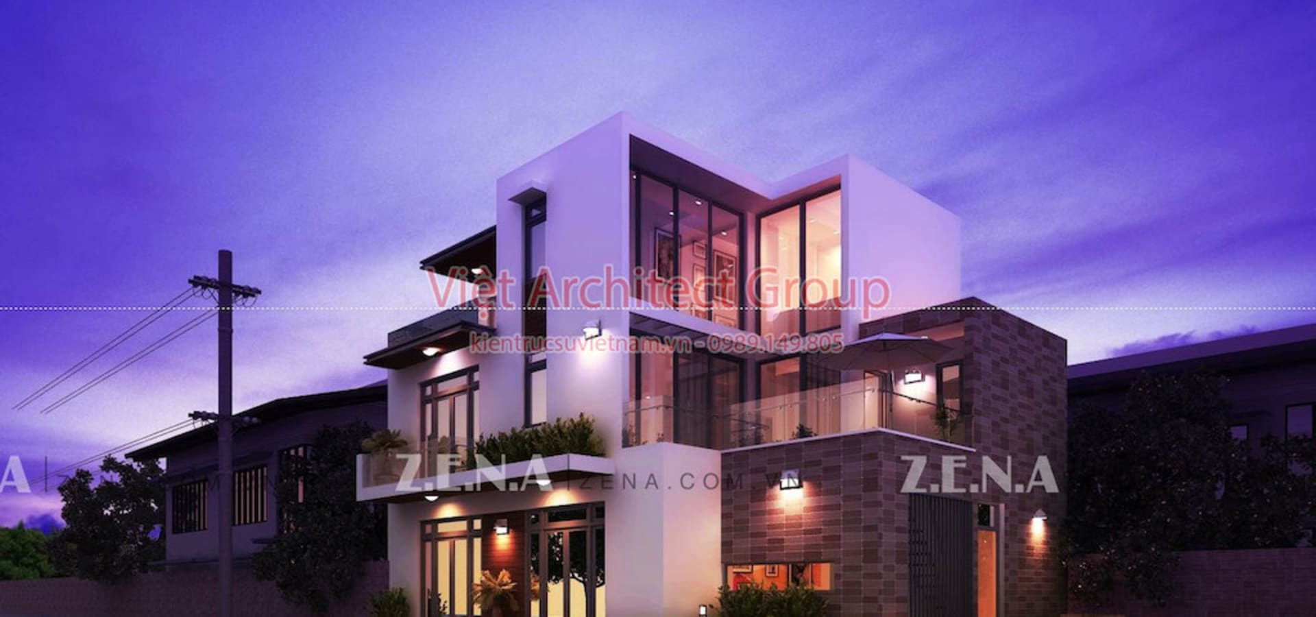 Công ty Kiến trúc Zena