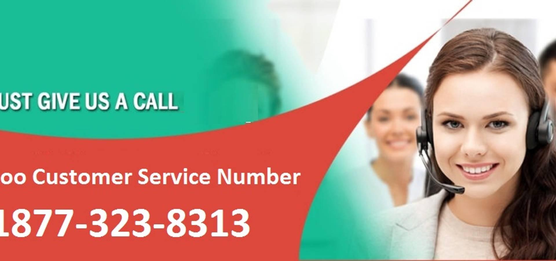 Contact Yahoo Representative 1877-323-8313