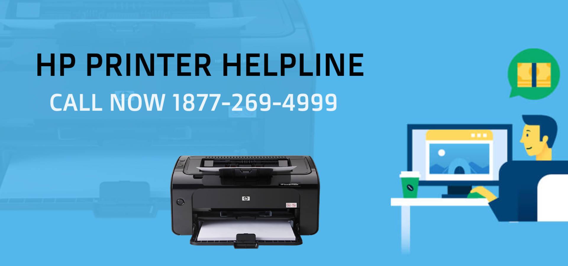 HP Printer Customer Care Number 1877-269-4999