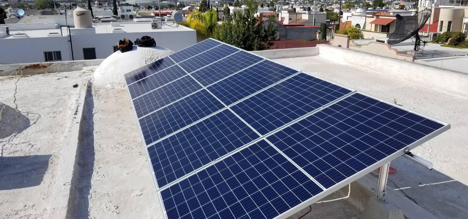 Paneles Solares Saltillo