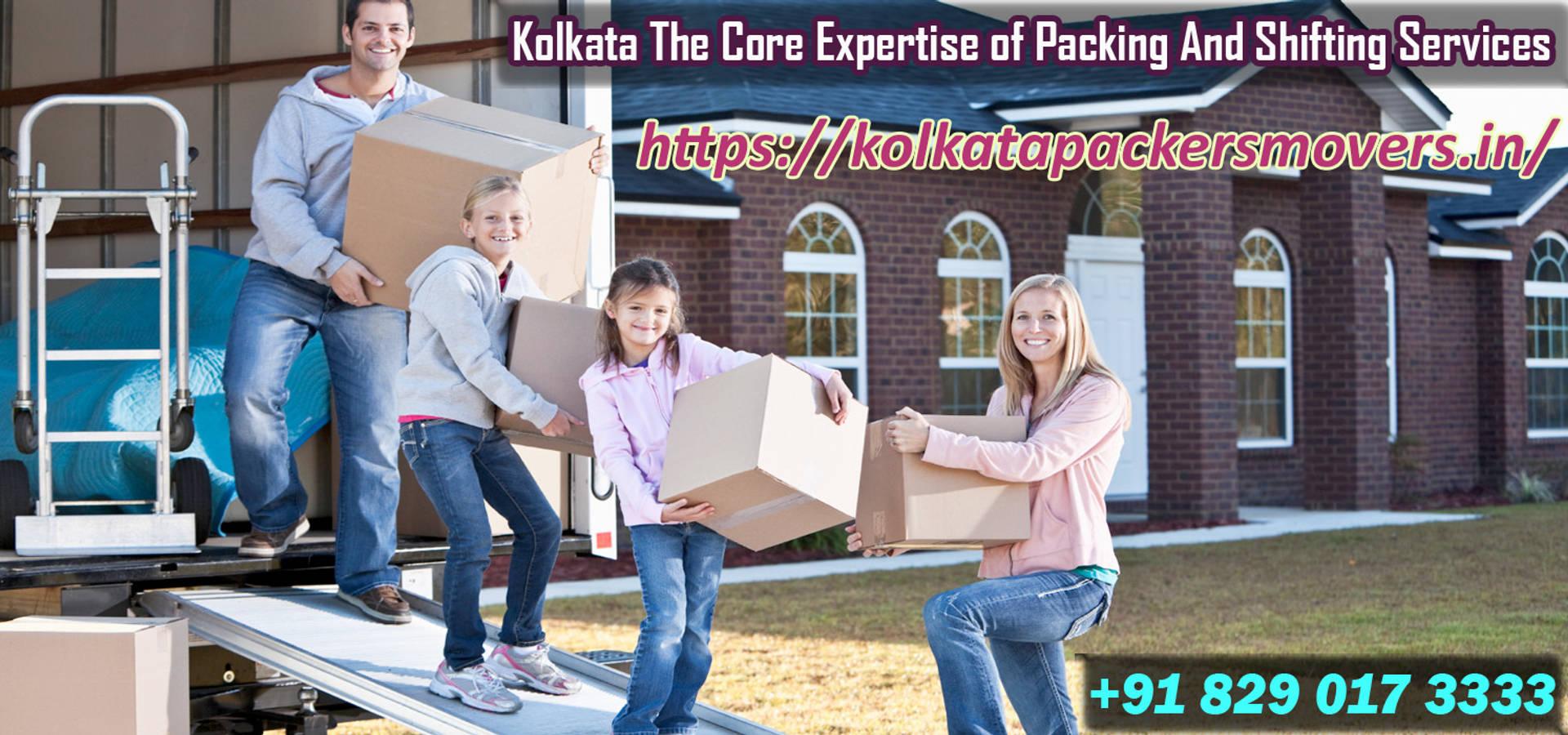 Packers And Movers Kolkata