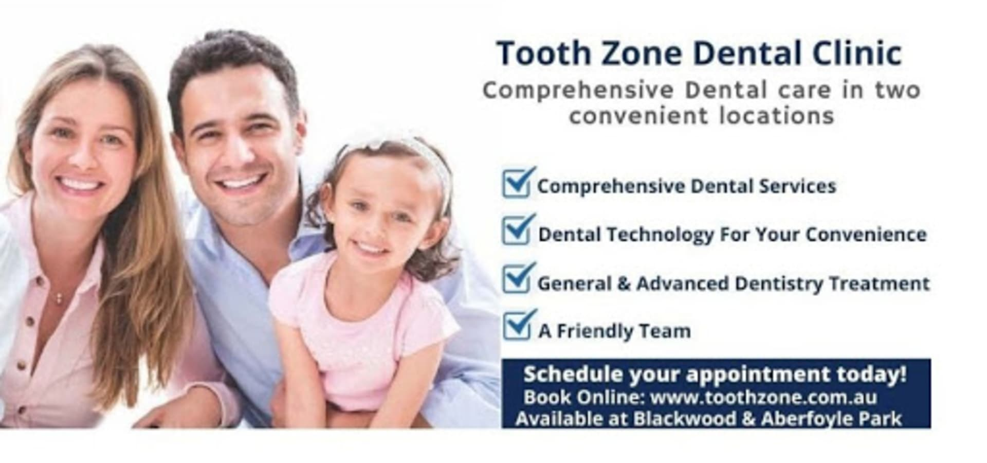 ToothZone – Dentist in Adelaide