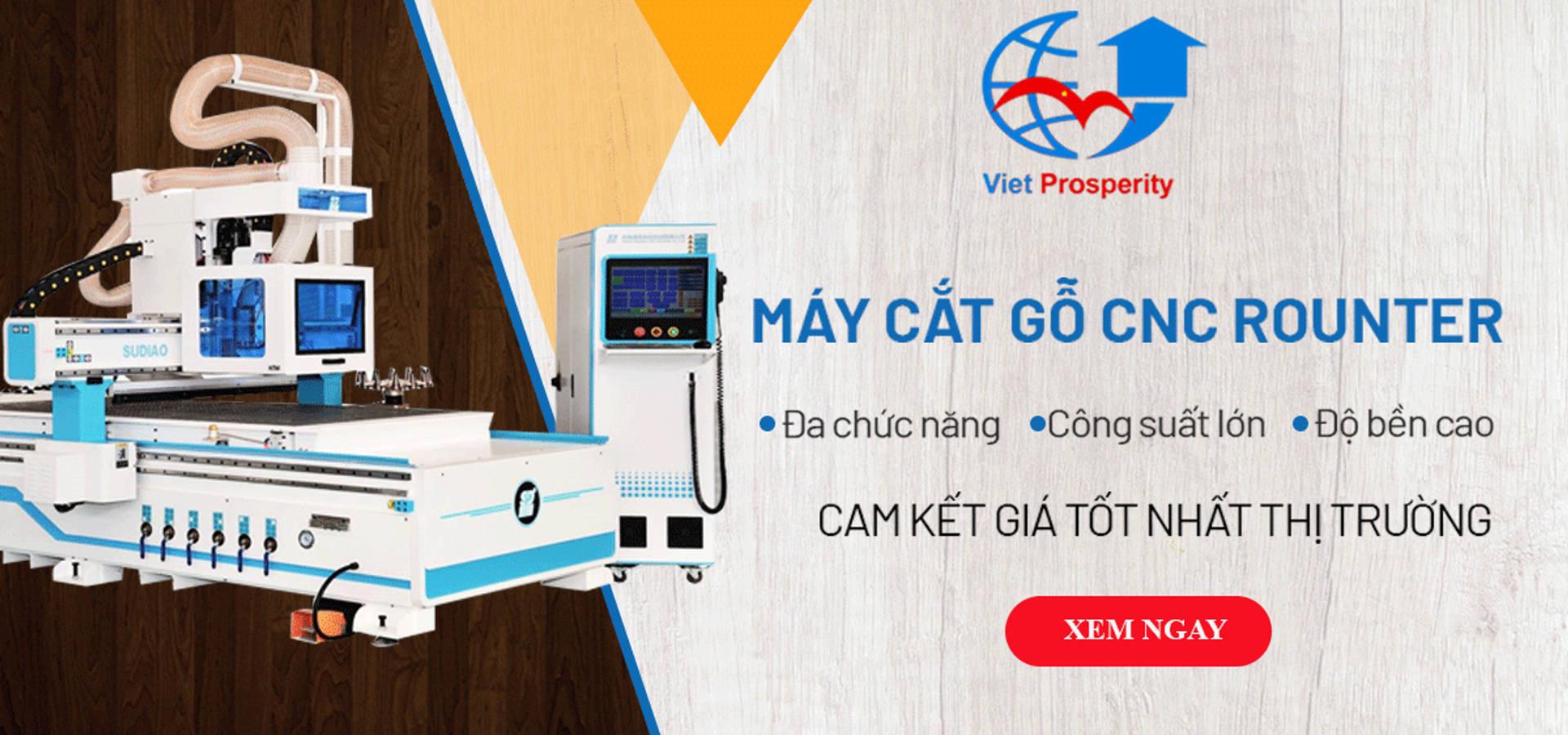 Máy chế biến gỗ công nghiệp Việt Hưng