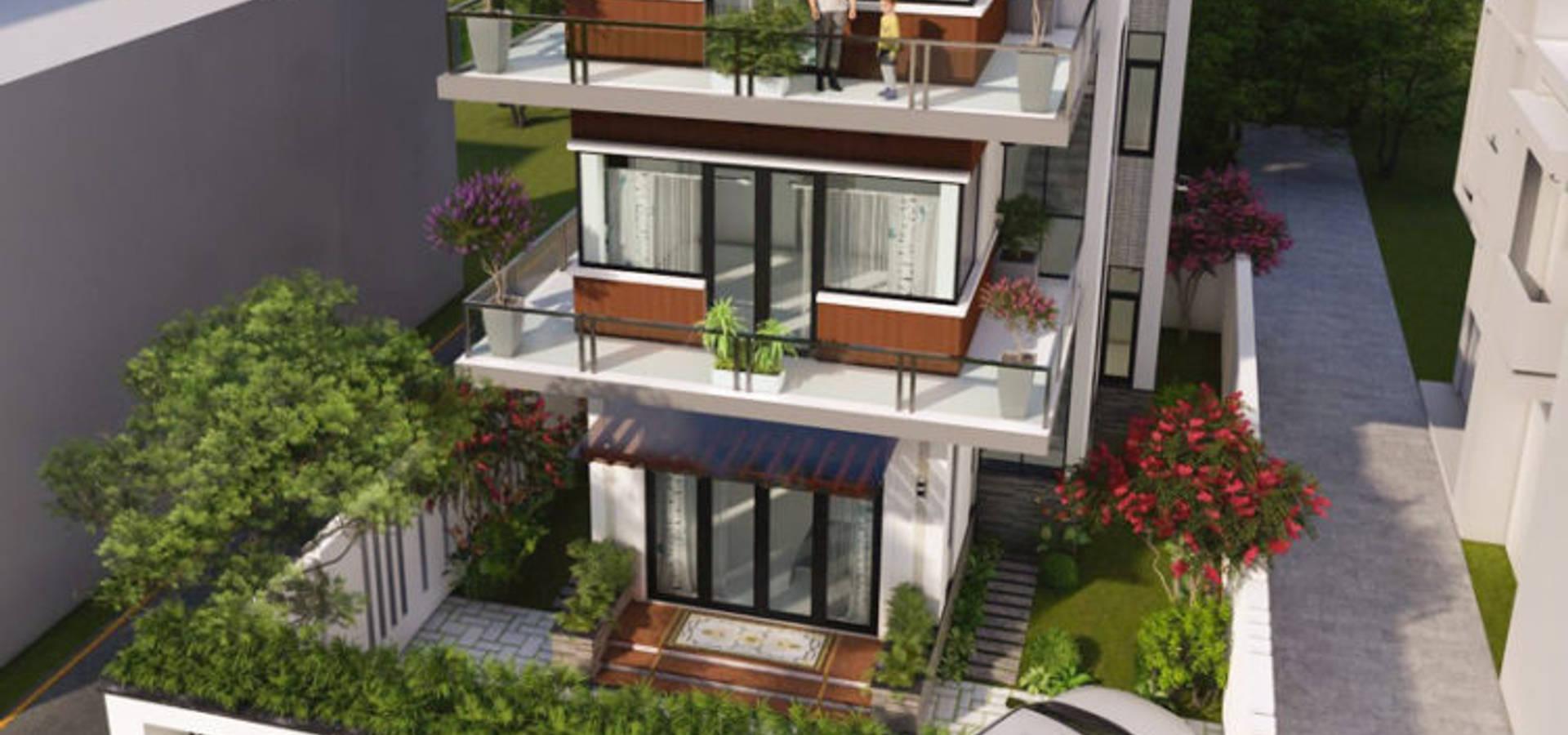 Kiến trúc Trang Kim