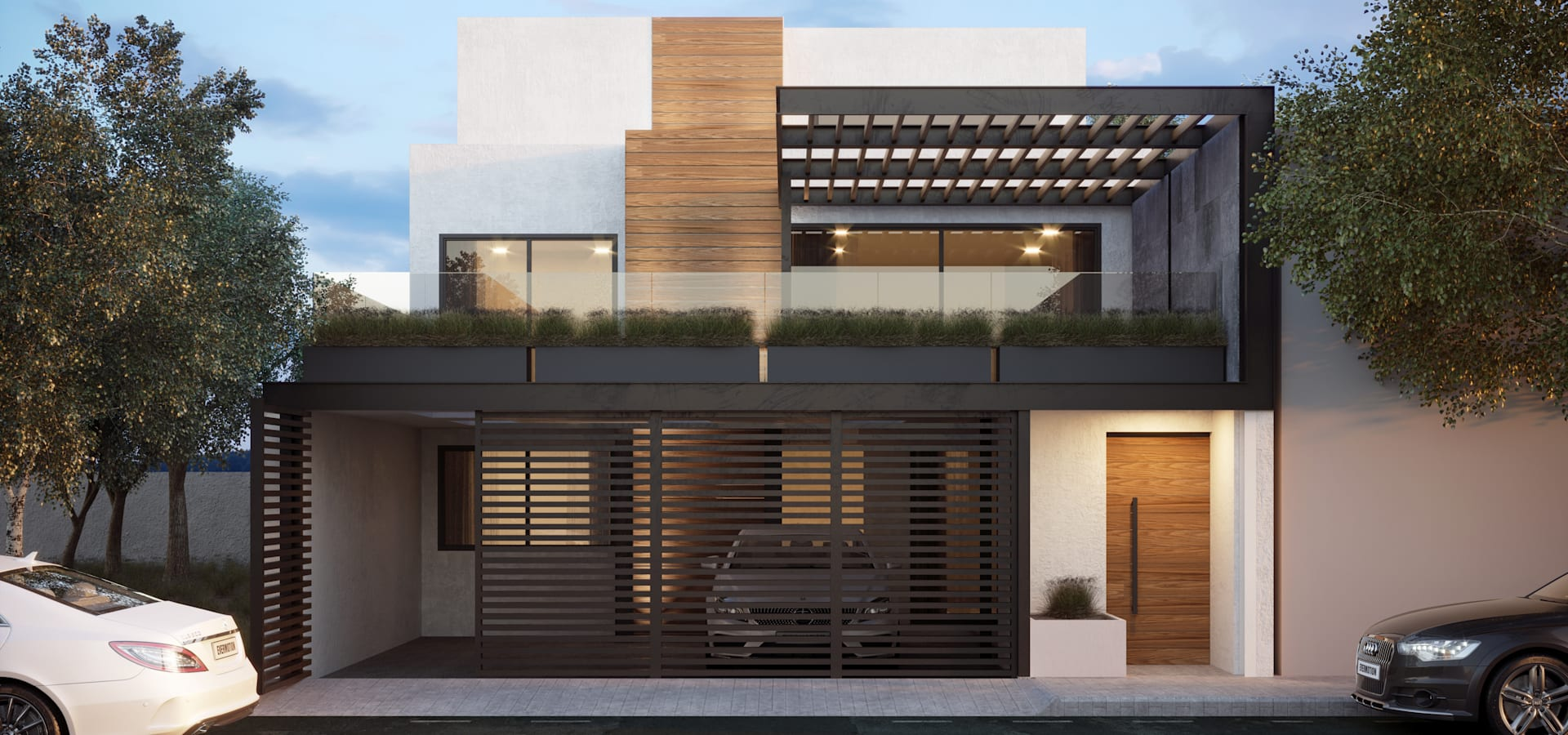 4 + Arquitectura