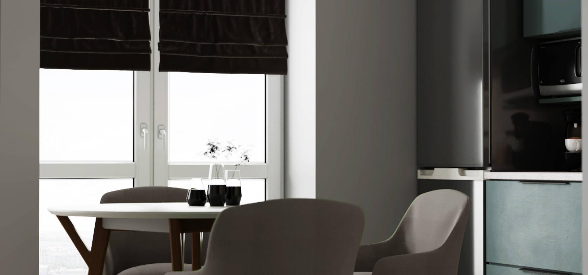 Дизайн интерьера Астана Biar