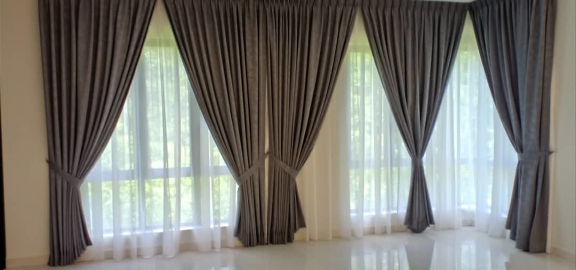 Yobeco Curtain