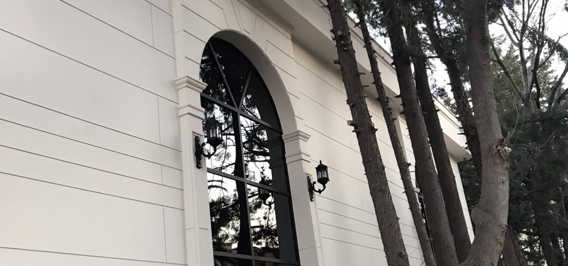 Bariboğlu Yapı – Dekoratif Dış Cepheler