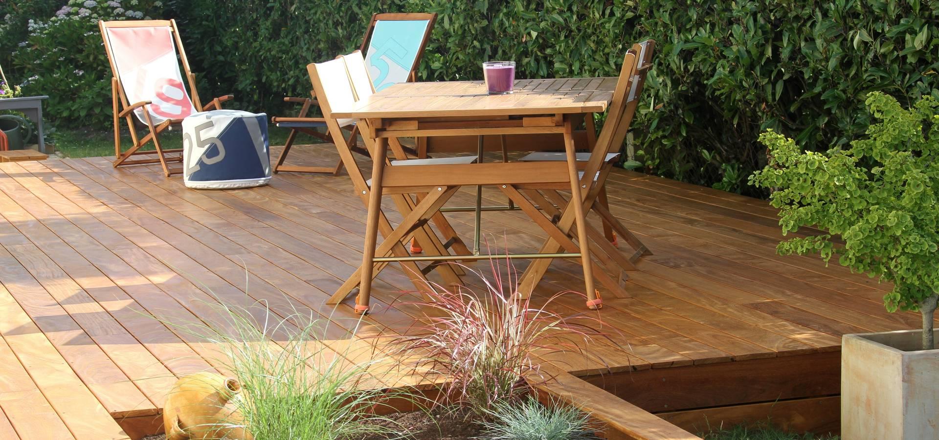 Holz Terrassendielen Remise