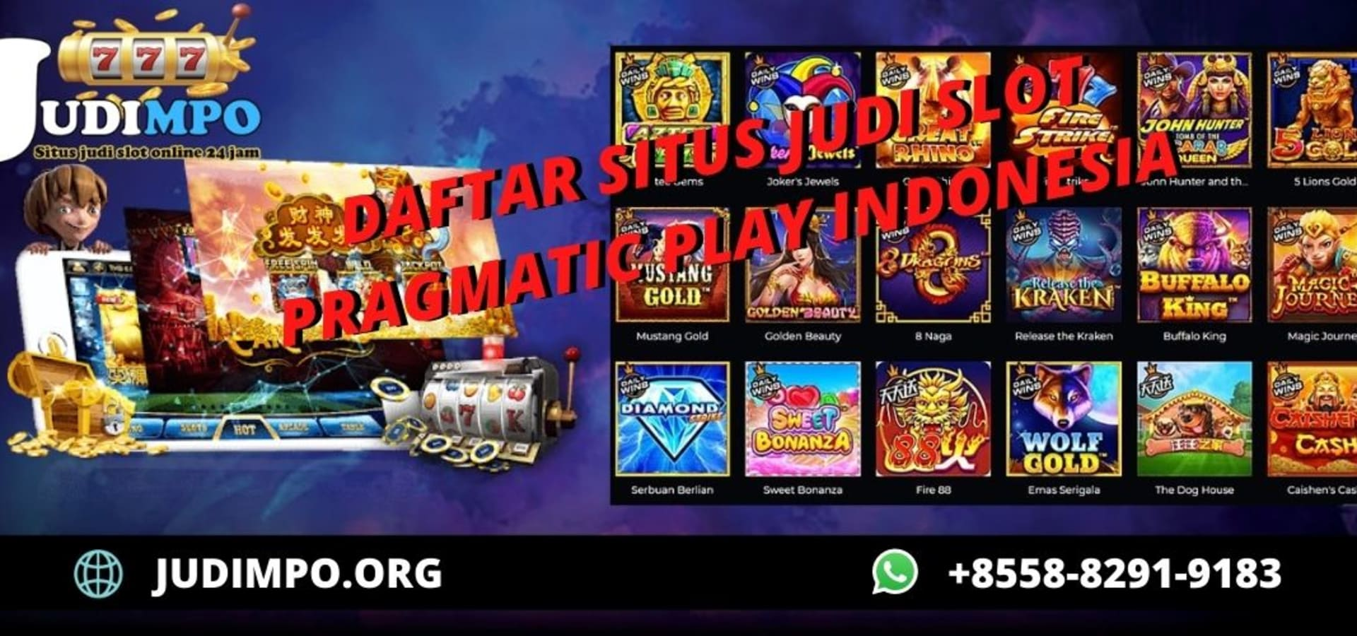 Daftar Situs Agen Judi Slot Pragmatic Play Murah Indonesia Homify