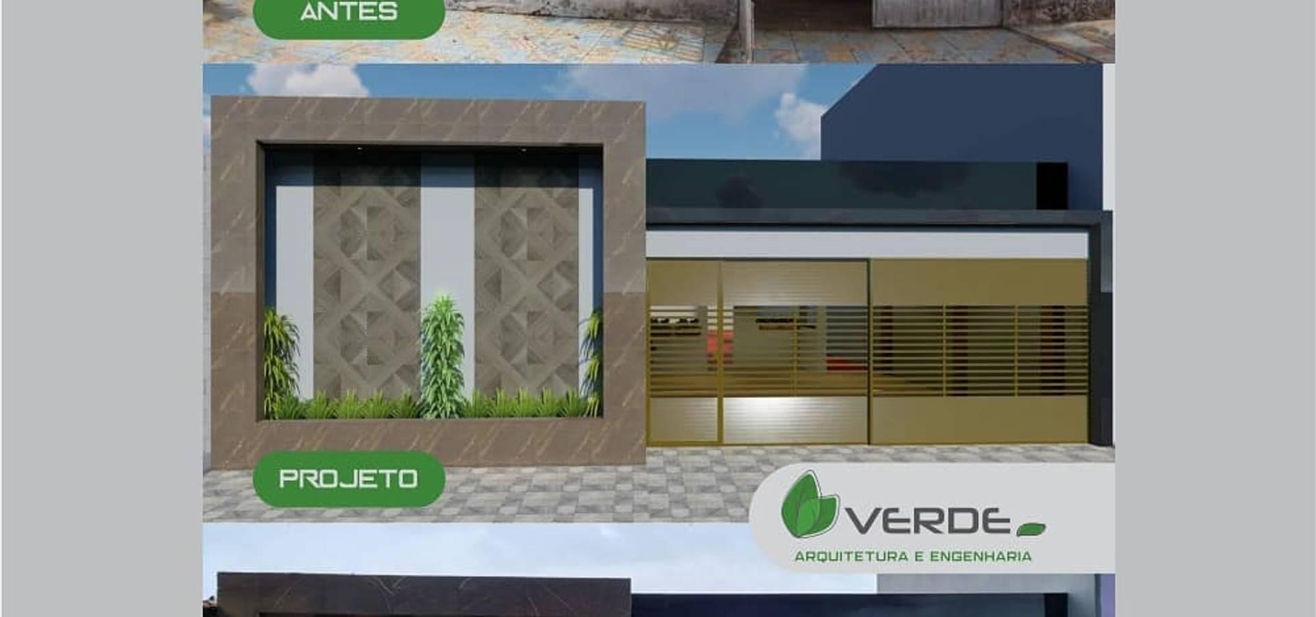Verde Arquitetura e Engenharia