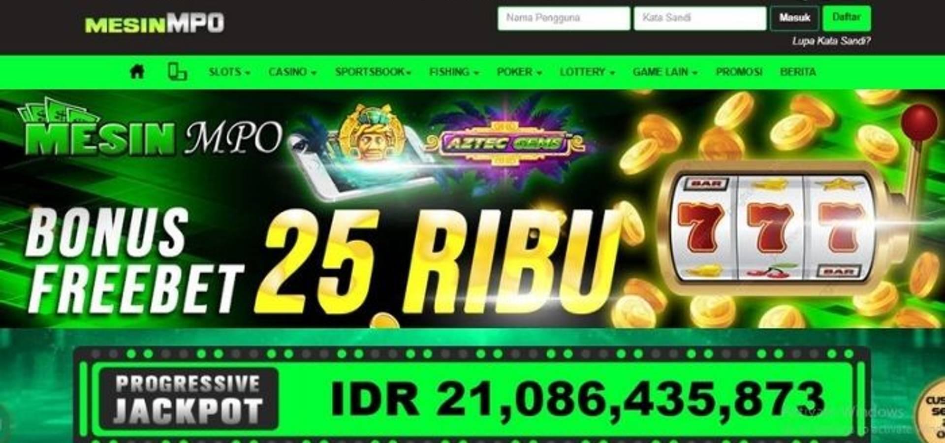 Agen Judi Slot Pragmatic Play Terpercaya Indonesia Mesinmpo Homify