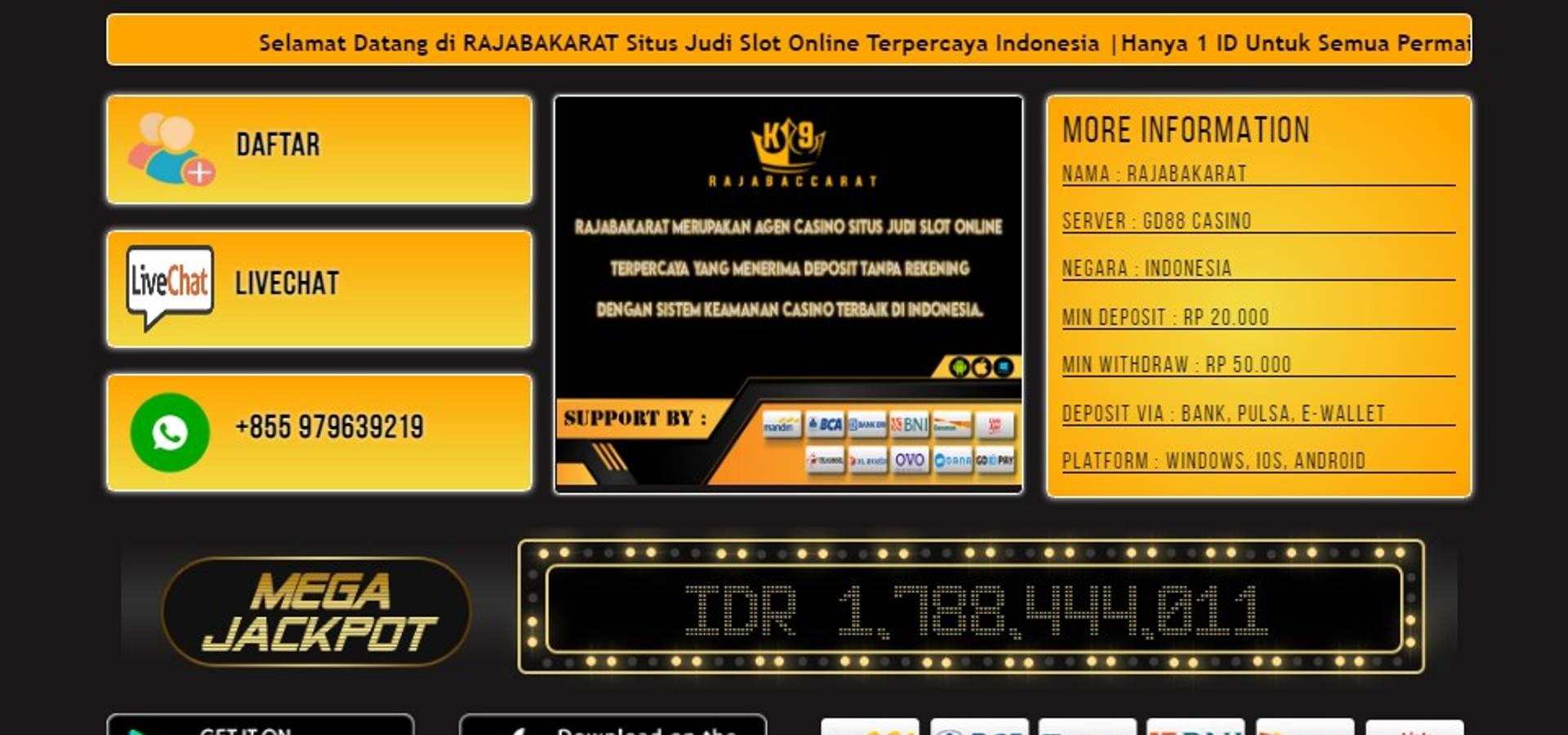 Judi Slot Online Terpercaya 2021 Windows In Central Jakarta Homify