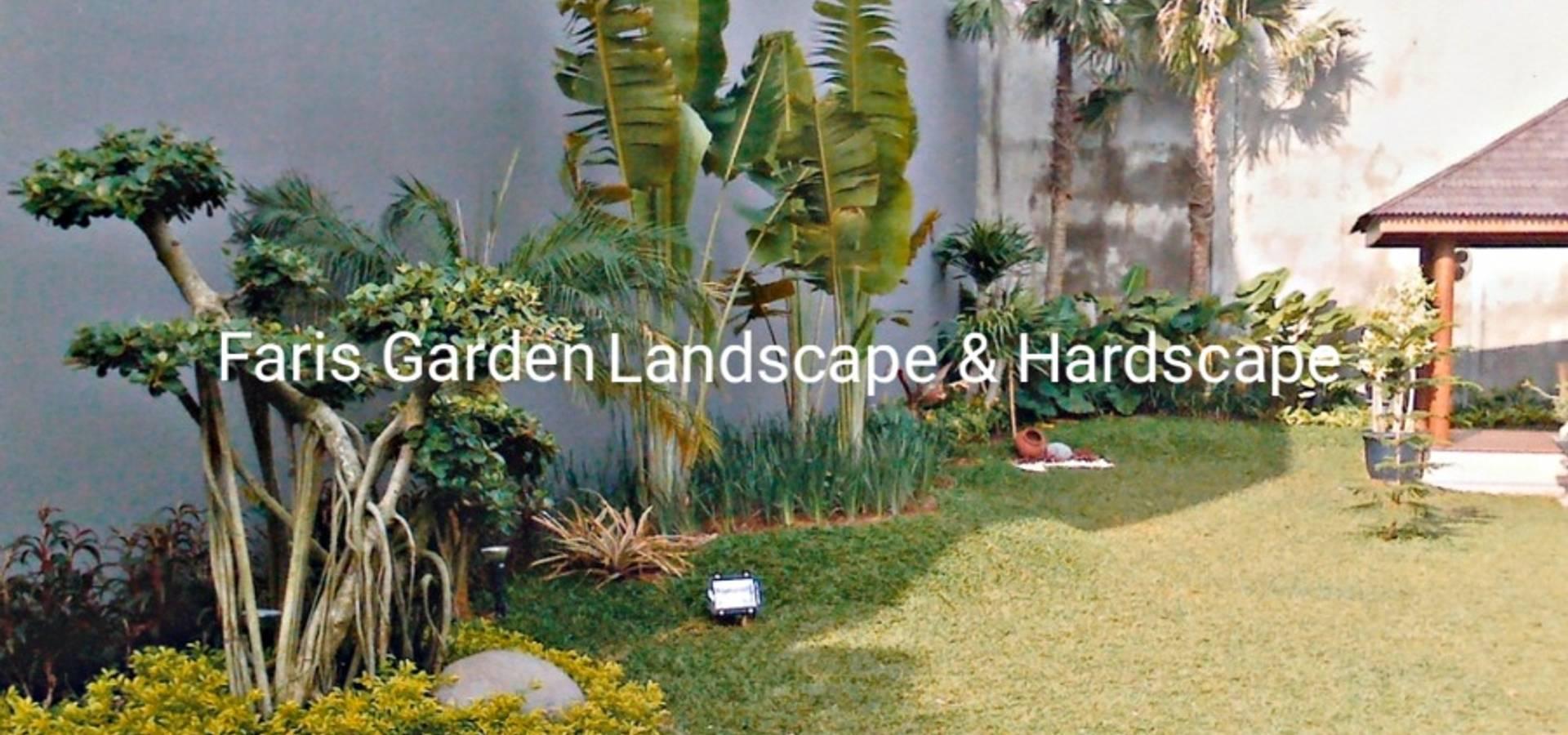 Faris Garden Tukang Taman Surabaya