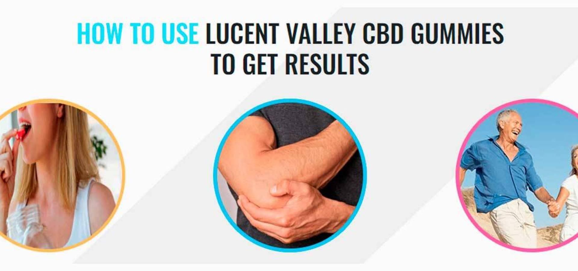 Lucent Valley CBD Gummies Price