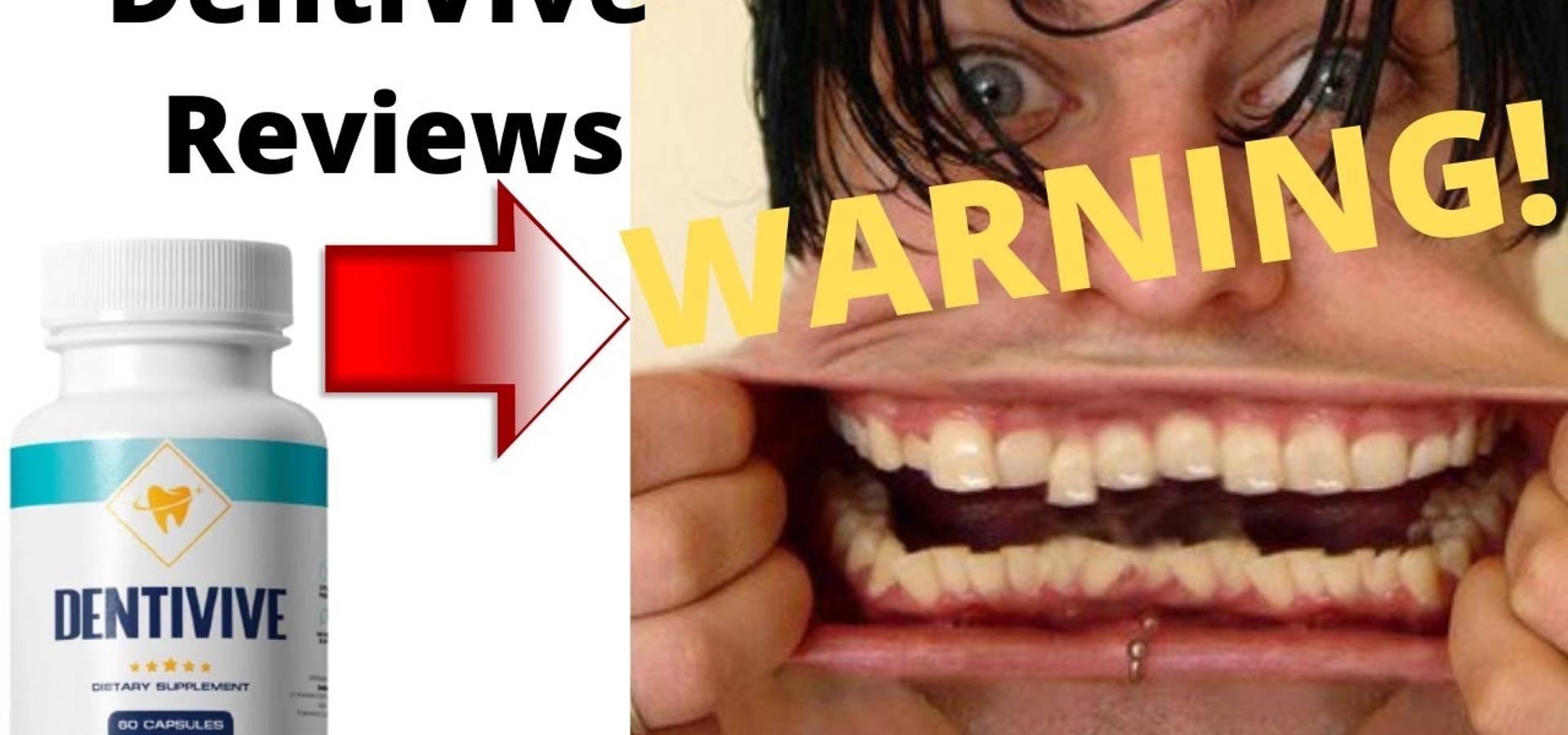 Dentivive Benefits