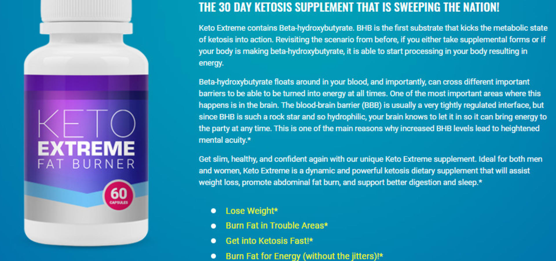 Keto Extreme FatBurner  REAL PEOPLE and REAL RESULTS     homify