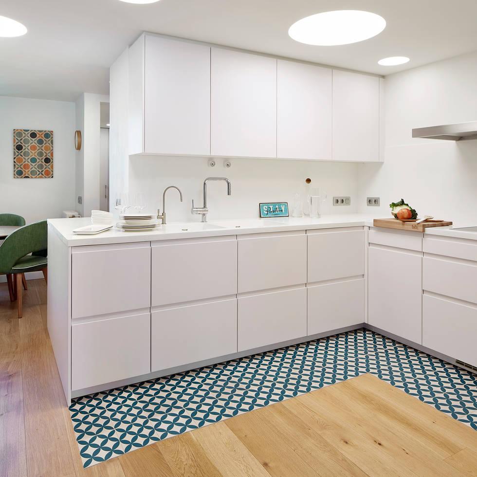 Cocinas en L: 7 diseños fabulosos que verás en imágenes