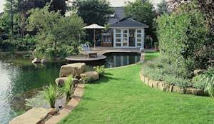 kirchner garten teich gmbh garten und landschaftsbau in heidenrod homify. Black Bedroom Furniture Sets. Home Design Ideas