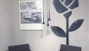 restaurantgestaltung mit kalkmarmorw nden von jakob. Black Bedroom Furniture Sets. Home Design Ideas