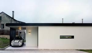 translation missing: th.style.บ-านและที-อยู-อาศัย.minimalist บ้านและที่อยู่อาศัย by Nan Arquitectos