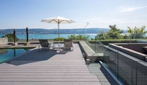 pavillon360 eleganz aus glas von glas marte homify. Black Bedroom Furniture Sets. Home Design Ideas