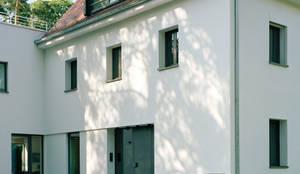 privathaus bei berlin von c95 architekten homify. Black Bedroom Furniture Sets. Home Design Ideas