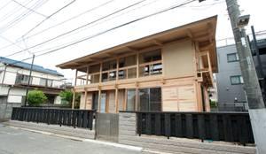 建築設計事務所 山田屋의 translation missing: kr.style.주택.asian 주택