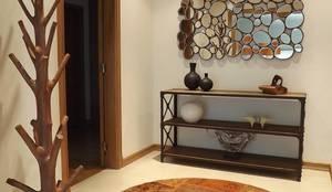 translation missing: eg.style.درجات-وأروقة.modern درجات وأروقة تنفيذ Traço Magenta - Design de Interiores