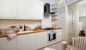 Better Home: iskandinav tarz tarz Mutfak