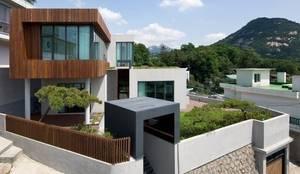 modern Houses by Teamsmart 이호중