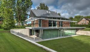 modern Houses by Coenen Sättele Architecten