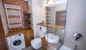 rustic Bathroom by Och_Ach_Concept