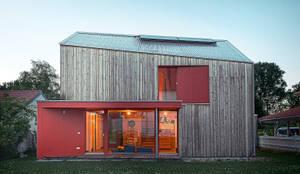 passivhaus villa im park spreti neuenhagen bei berlin von architekturwerkstatt vallentin gmbh. Black Bedroom Furniture Sets. Home Design Ideas