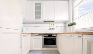 Cucina in stile in stile Classico di PR Architects Sp z o. o. Pala&Rodek