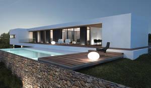 Casas de estilo moderno de ARRIVETZ & BELLE