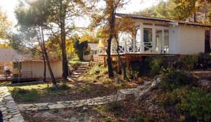 SAKLI GÖL EVLERİ - Saklı Göl Evleri: modern tarz Evler