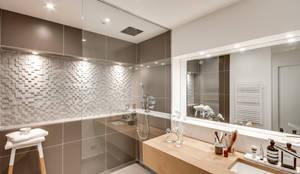 Casas de banho modernas por bypierrepetit