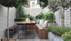 Giardino in stile in stile Moderno di Garden Club London
