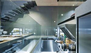 modern Kitchen by Millimeter Interior Design Limited