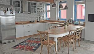 translation missing: eg.style.مطبخ.modern مطبخ تنفيذ Bilgece Tasarım