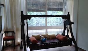 Bedroom: minimalistic Bedroom by Global Associiates