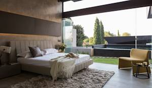 modern Bedroom by Meulen Architects