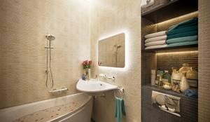 Salle de bain de style de style Moderne par Lotos Design